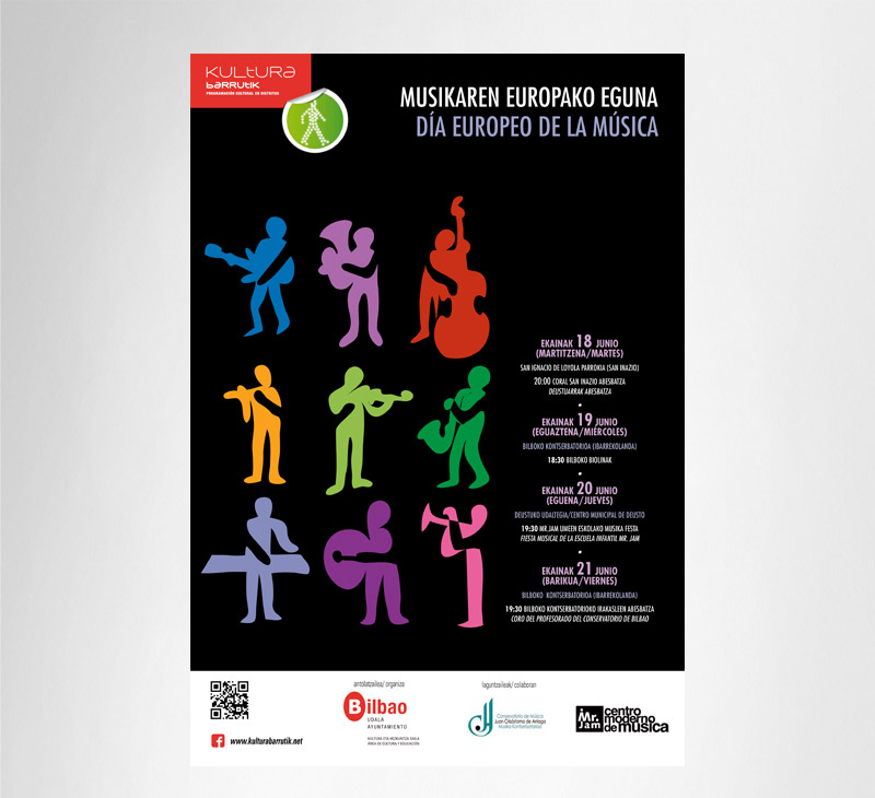 Bilbao – dia de la musica