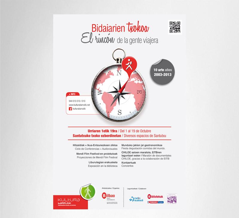 Bilbao- el rincón del viajero