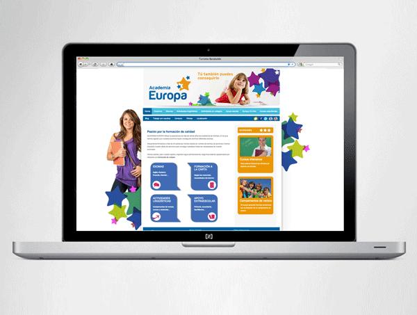 Web site Academia Europa