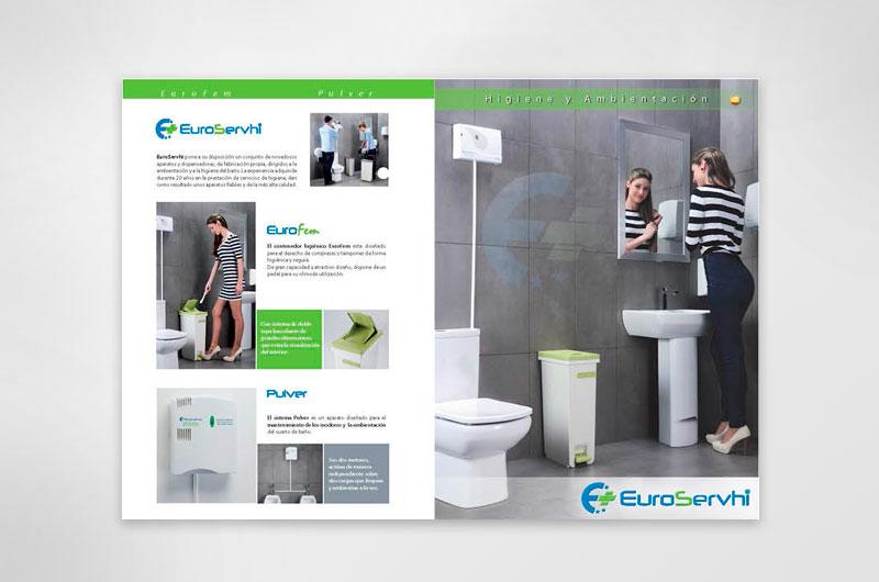 Catálogo Euroservhi